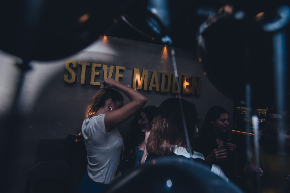 steve madden party madrid