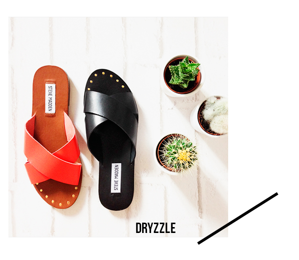 dryzzle STEVE MADDEN