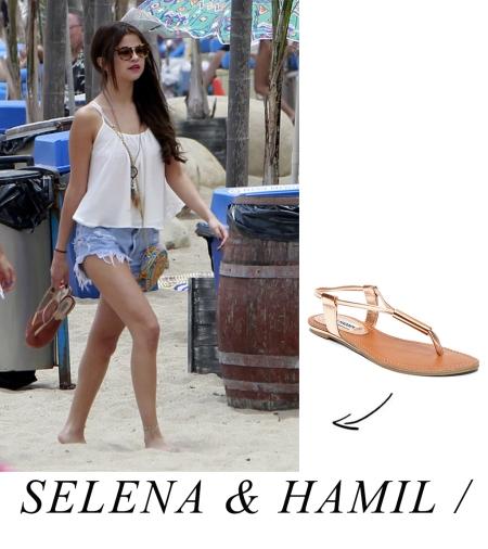 Selena Gomez steve madden
