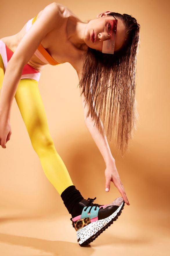 sneaker zapatilla ugly plataforma colores taylor swift